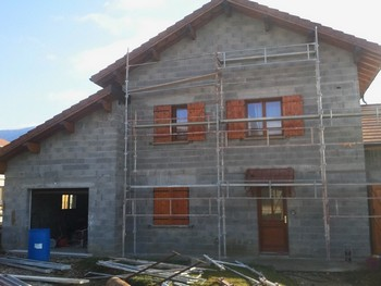 Façade Bellegarde sur Valserine (Avant)